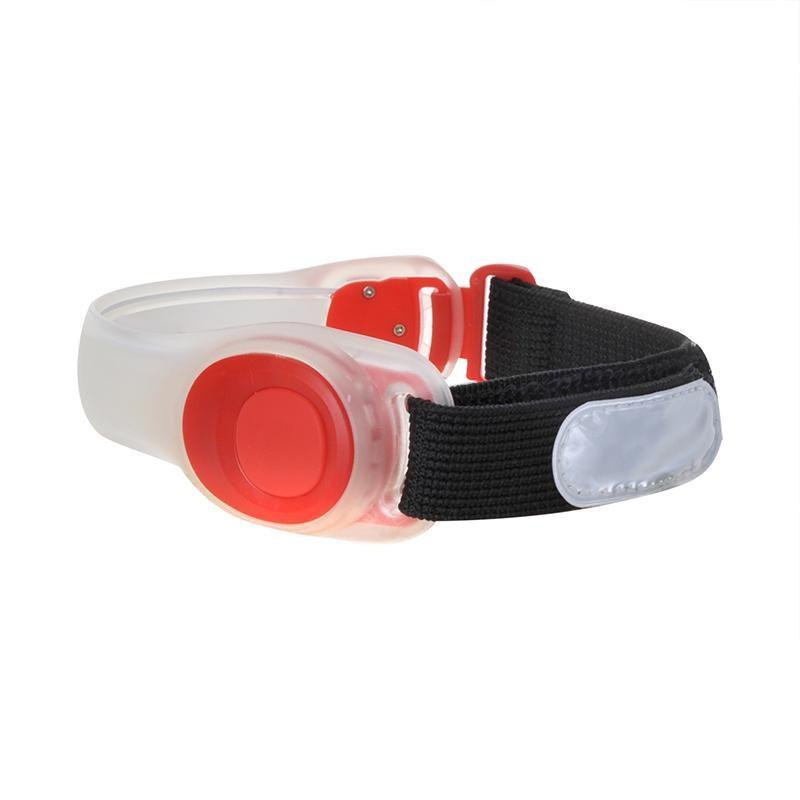 Hardloop LED reflectie armband