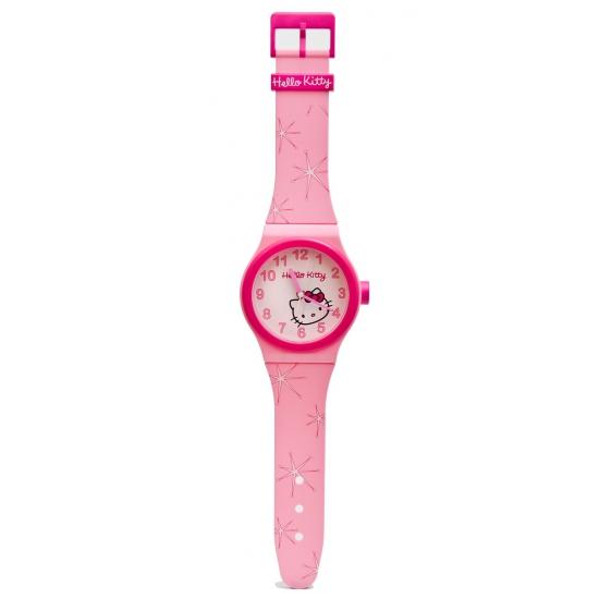 Hello Kitty wand horloge