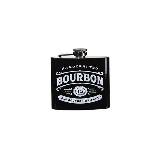 Heupfles bourbon whiskey 150 ml