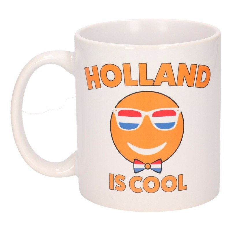 Holland is cool mok - beker 300 ml