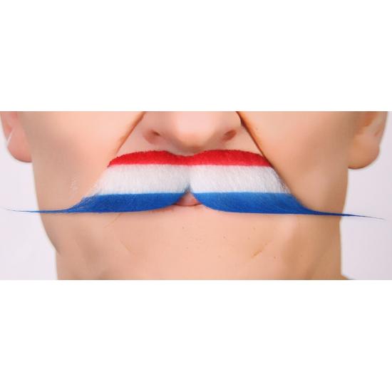 Holland koningsdag verkleedkleding accessoire snor