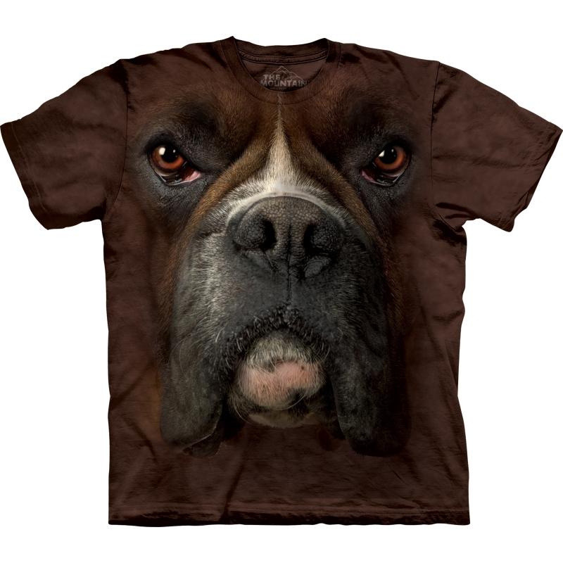Honden T-shirt Boxer