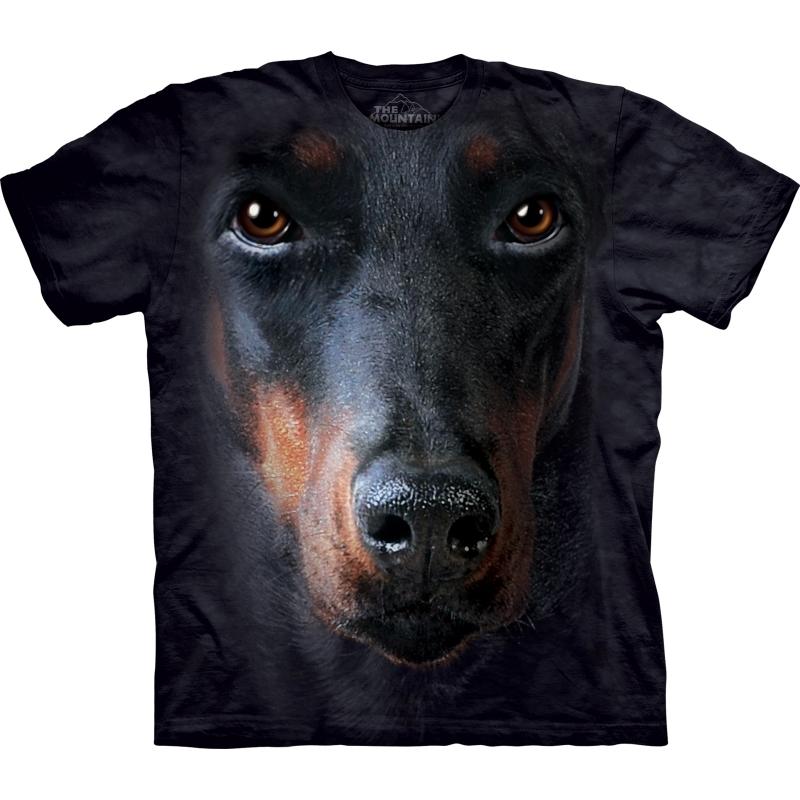 Honden T-shirt Doberman