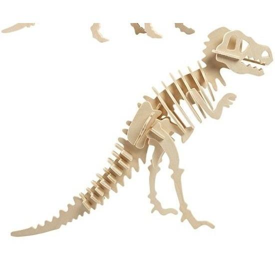 Houten bouwpakket Tyrannosaurus