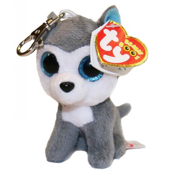 Husky Ty Beanie sleutelhanger