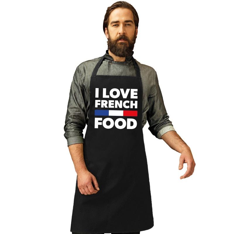 I love French food keukenschort