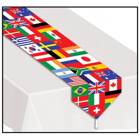 Internationale tafelloper 1.8m x 27 cm