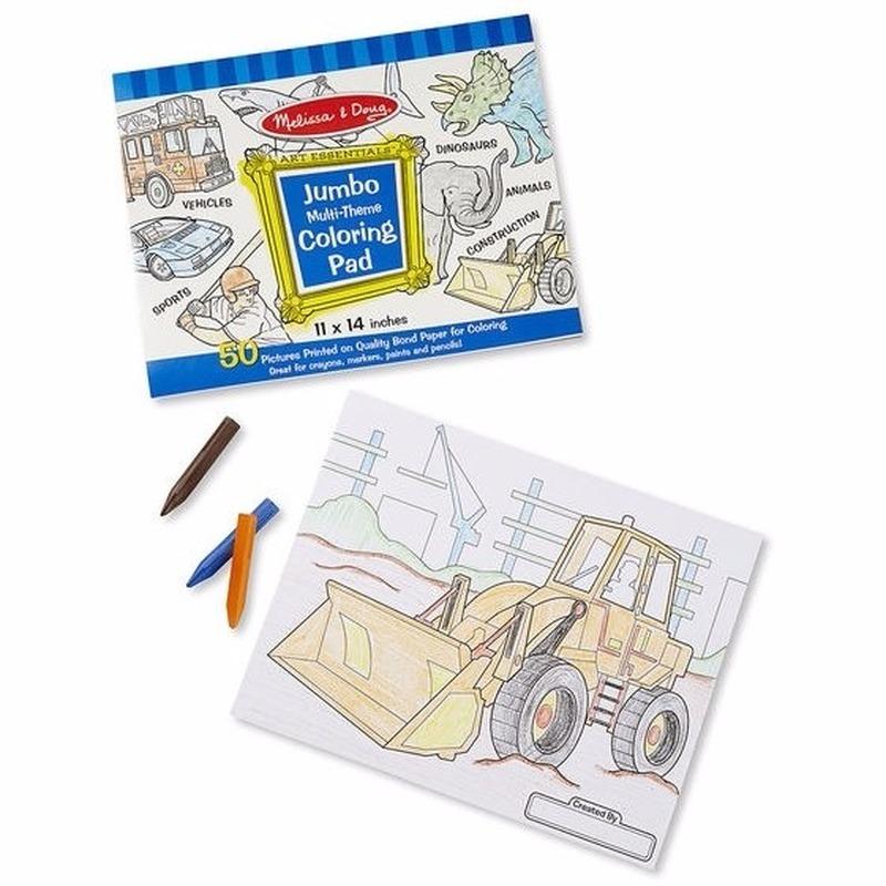 Jongens kleurboek met 50 kleurplaten