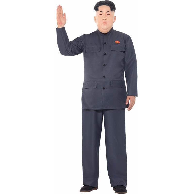 Kim Jong Un kostuum voor heren