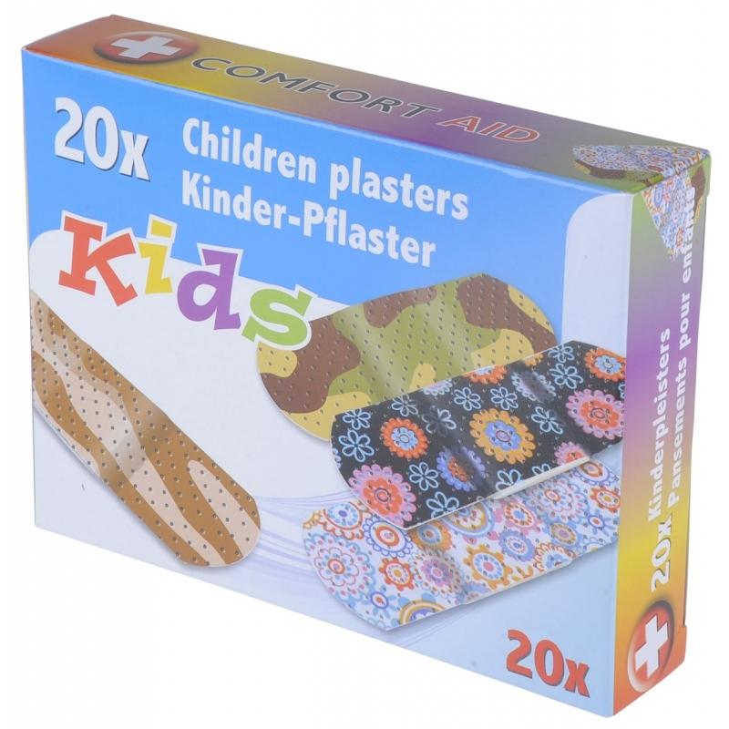 Kinder pleisters 20 stuks
