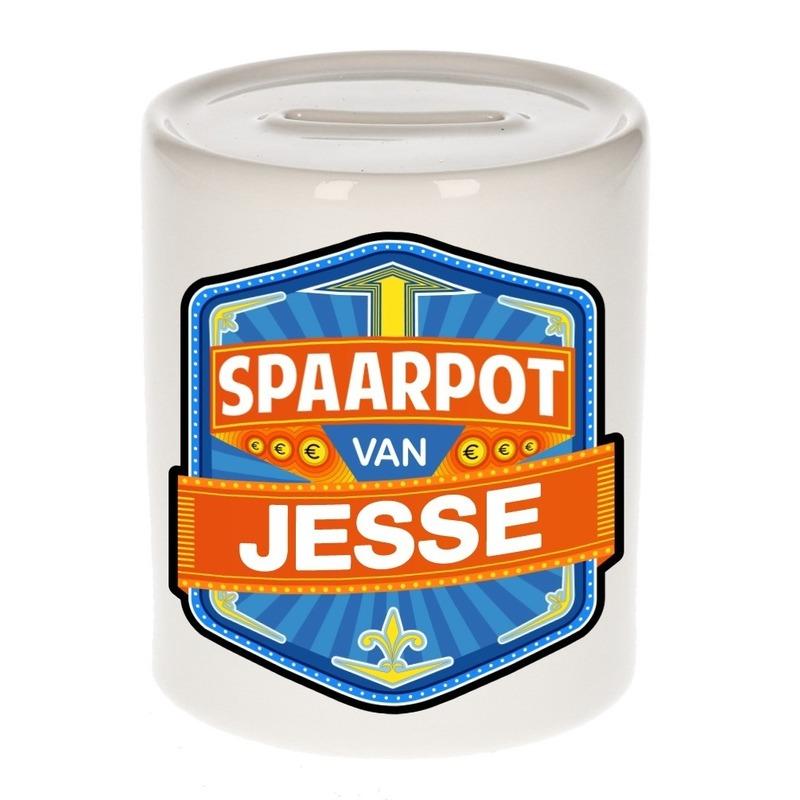 Kinder spaarpot voor Jesse