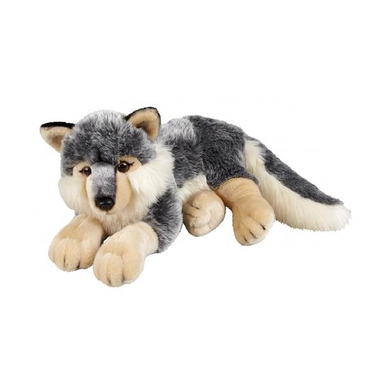 Knuffel Wolf 50 Cm