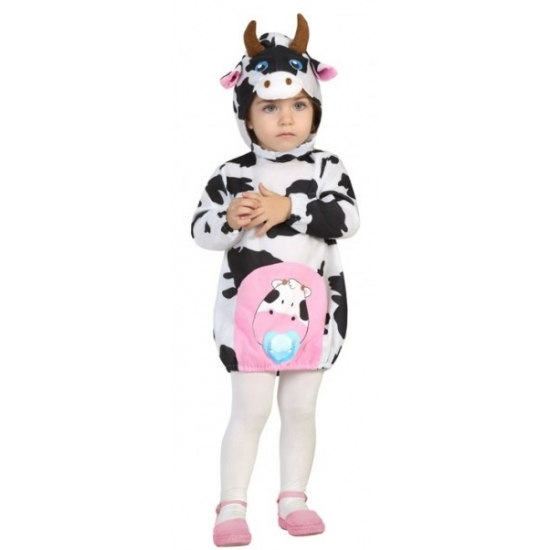 Koeien kostuum voor peuters