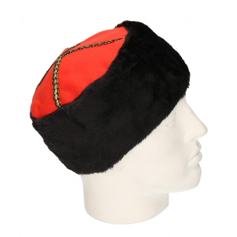 Kozak hoed voor volwassenen