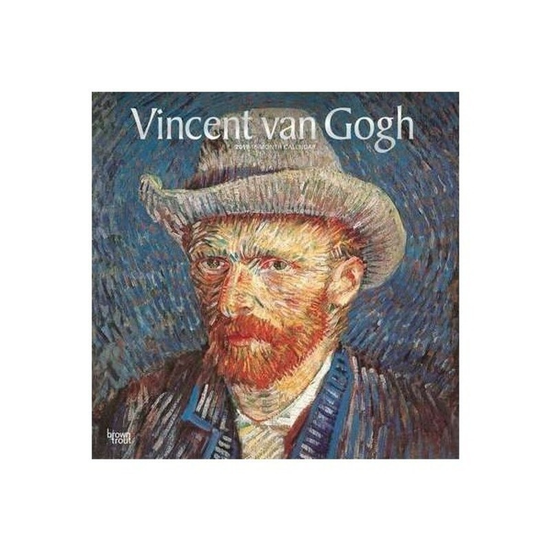 Kunst kalender Vincent van Gogh 2019
