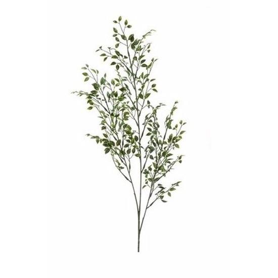 Kunstplant Buxus tak 75 cm groen