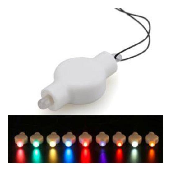 Lampion LED lampje multicolor