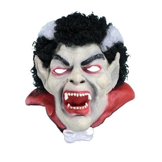 Latex Dracula halloween feestmasker