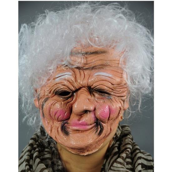 Latex Sarah masker