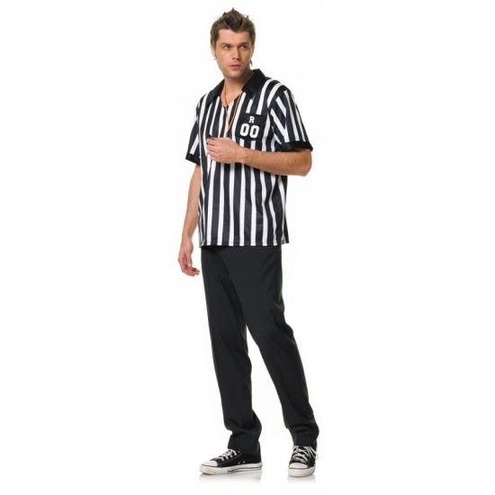 Leg Avenue scheidsrechter outfit