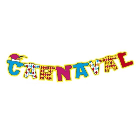 Letterslinger Carnaval 160 cm