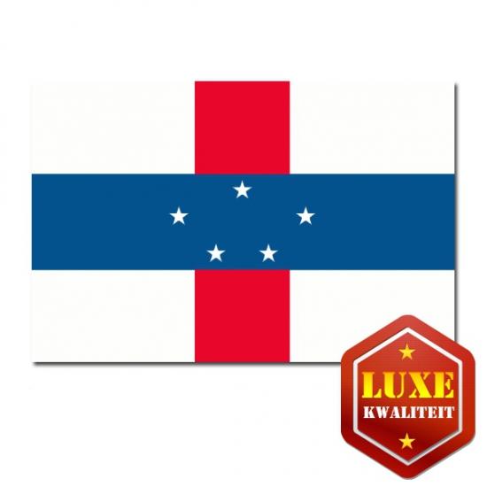 Luxe vlag Nederlandse Antillen