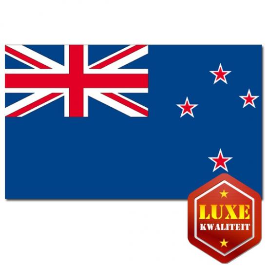 Luxe vlag van Nieuw Zeeland
