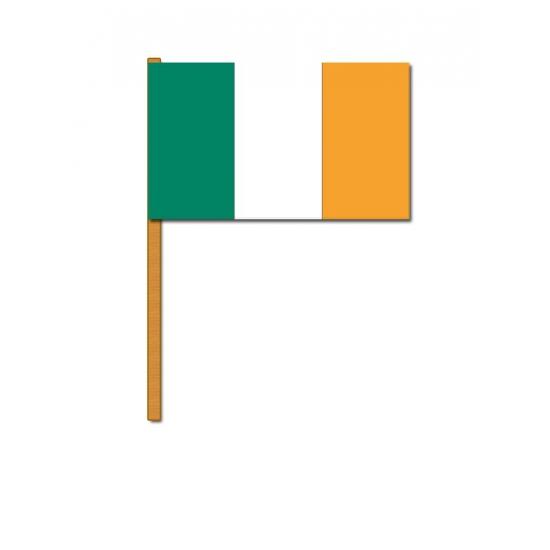 Luxe zwaaivlag Ierland
