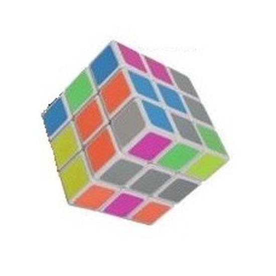 Magische kubus spelletje 6 cm