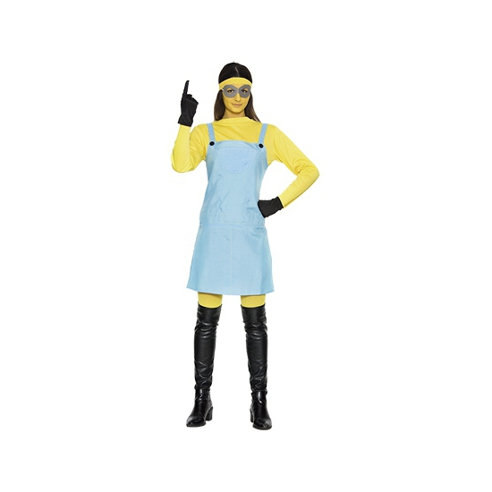 Mini dames kostuum