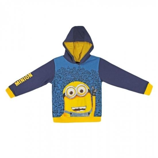 Minions hooded sweatshirt