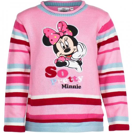 Minnie Mouse trui roze