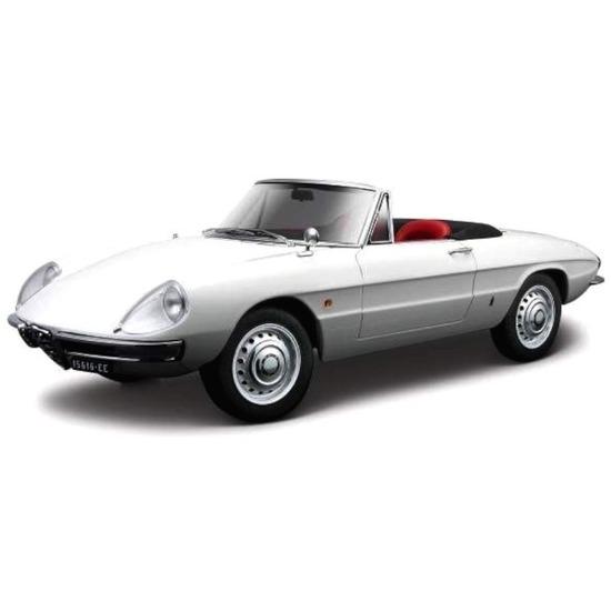 Modelauto Alfa Romeo Spider 1966 1:32