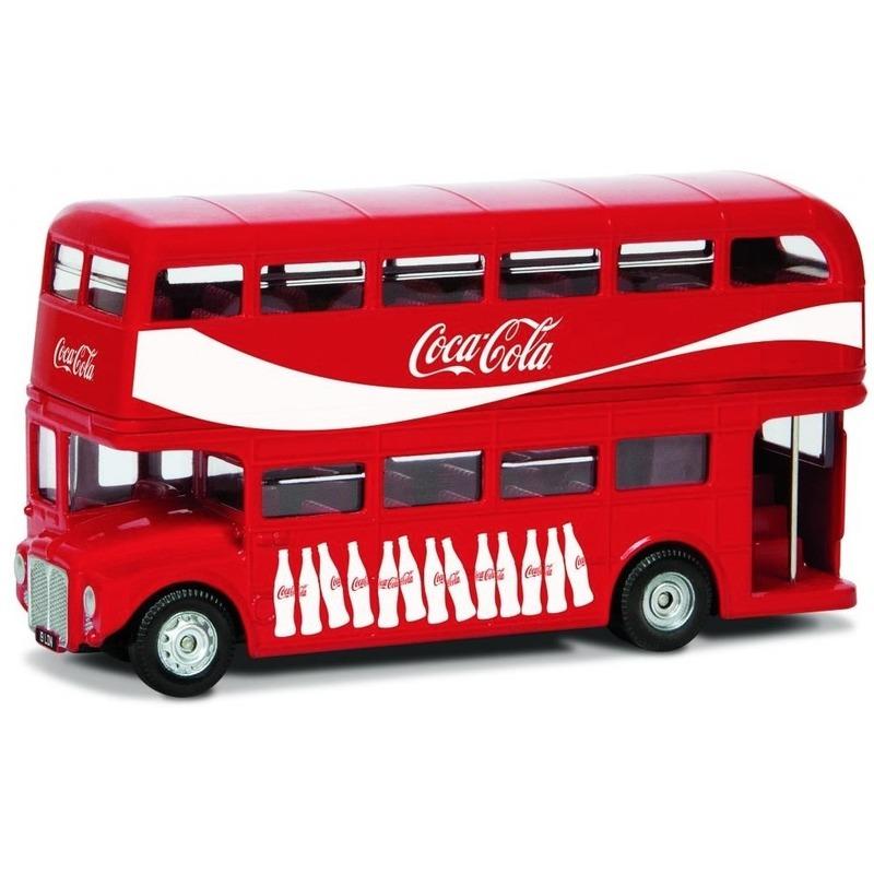 Modelauto Londen bus 1:36