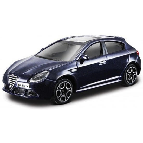Modelauto speelgoedauto Alfa Romeo Giulietta 1:43
