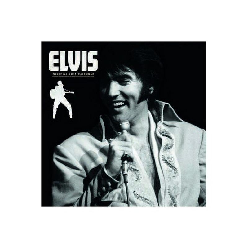 Muziek kalender 2019 Elvis