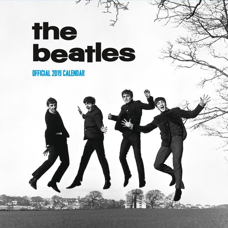 Muziek kalender 2019 The Beatles