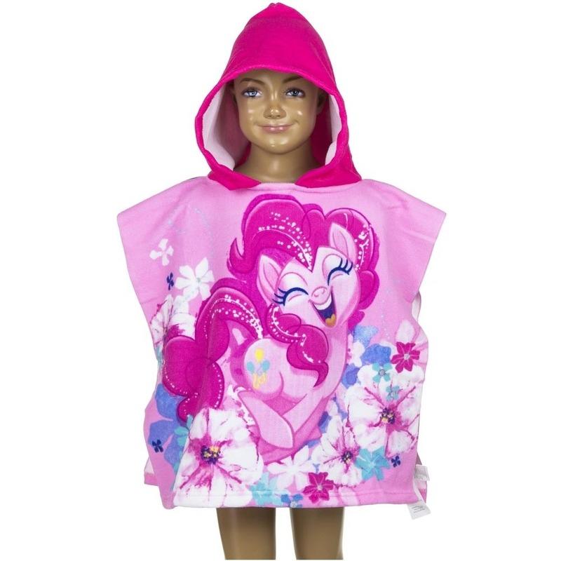 My Little Pony Pinkie Pie badcape voor kinderen