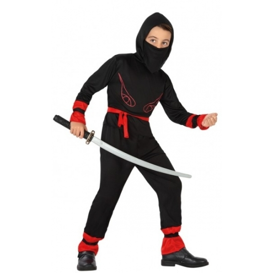 Ninja kostuum voor jongens