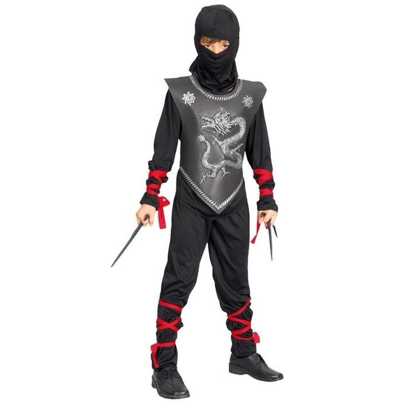 Ninja kostuum voor kinderen