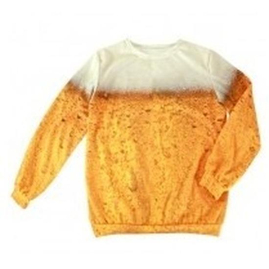 Oktoberfest - Bier opdruk trui voor volwassenen