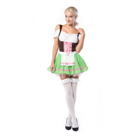 Oktoberfest sweetheart kostuum voor dames