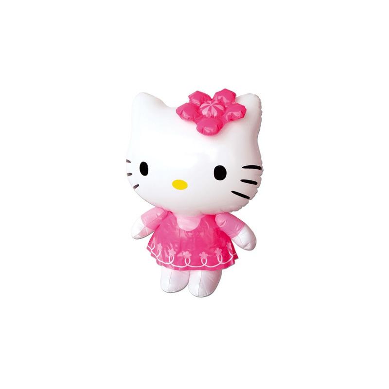 Opblaasbare Hello Kitty 46 cm