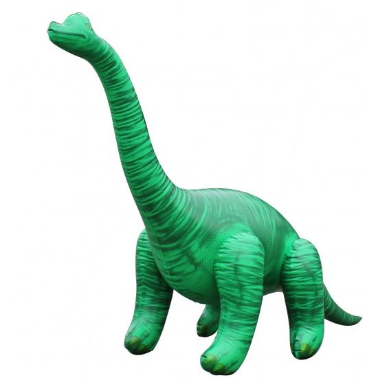 Opblaasbare levensechte Brachiosaurus 122 cm
