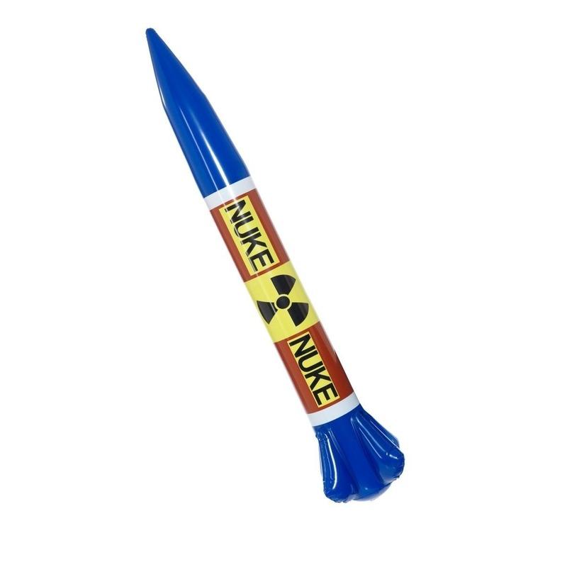 Opblaasbare nucleaire raket 87 cm