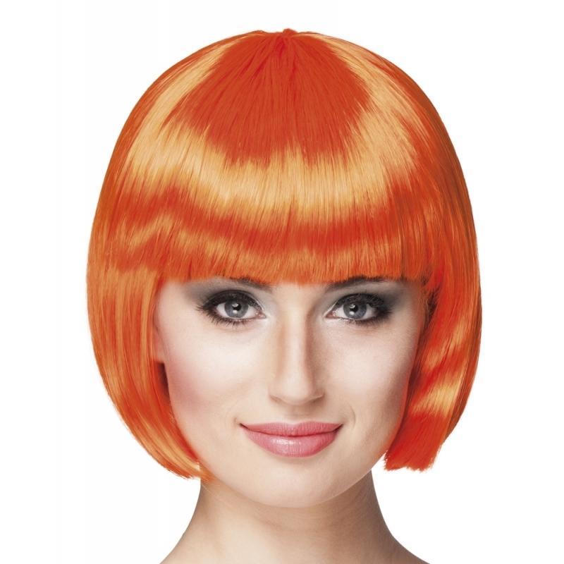 Oranje damespruik boblijn