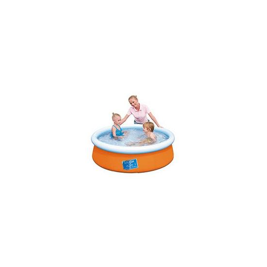 Oranje zwembad 152 x 38 cm