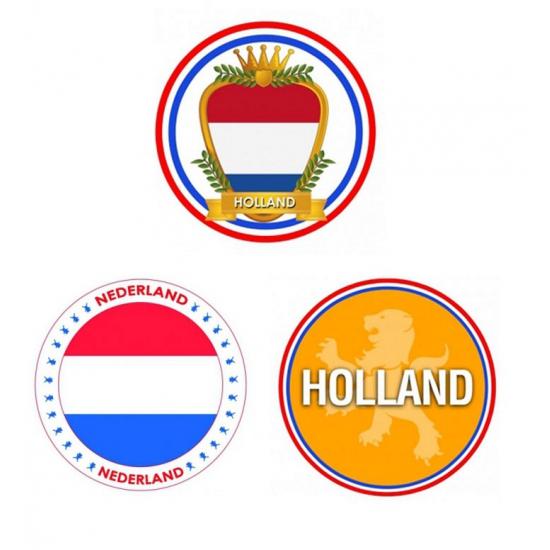Pakketje Hollandse bierviltjes