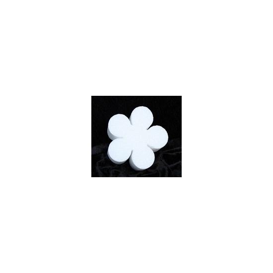 Piepschuim vorm bloem 20 cm