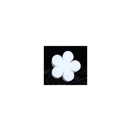 Piepschuim vorm bloem 30 cm